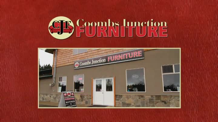 Coombs Junction Furniture Ltd - Major Appliance Stores - 250-752-4205