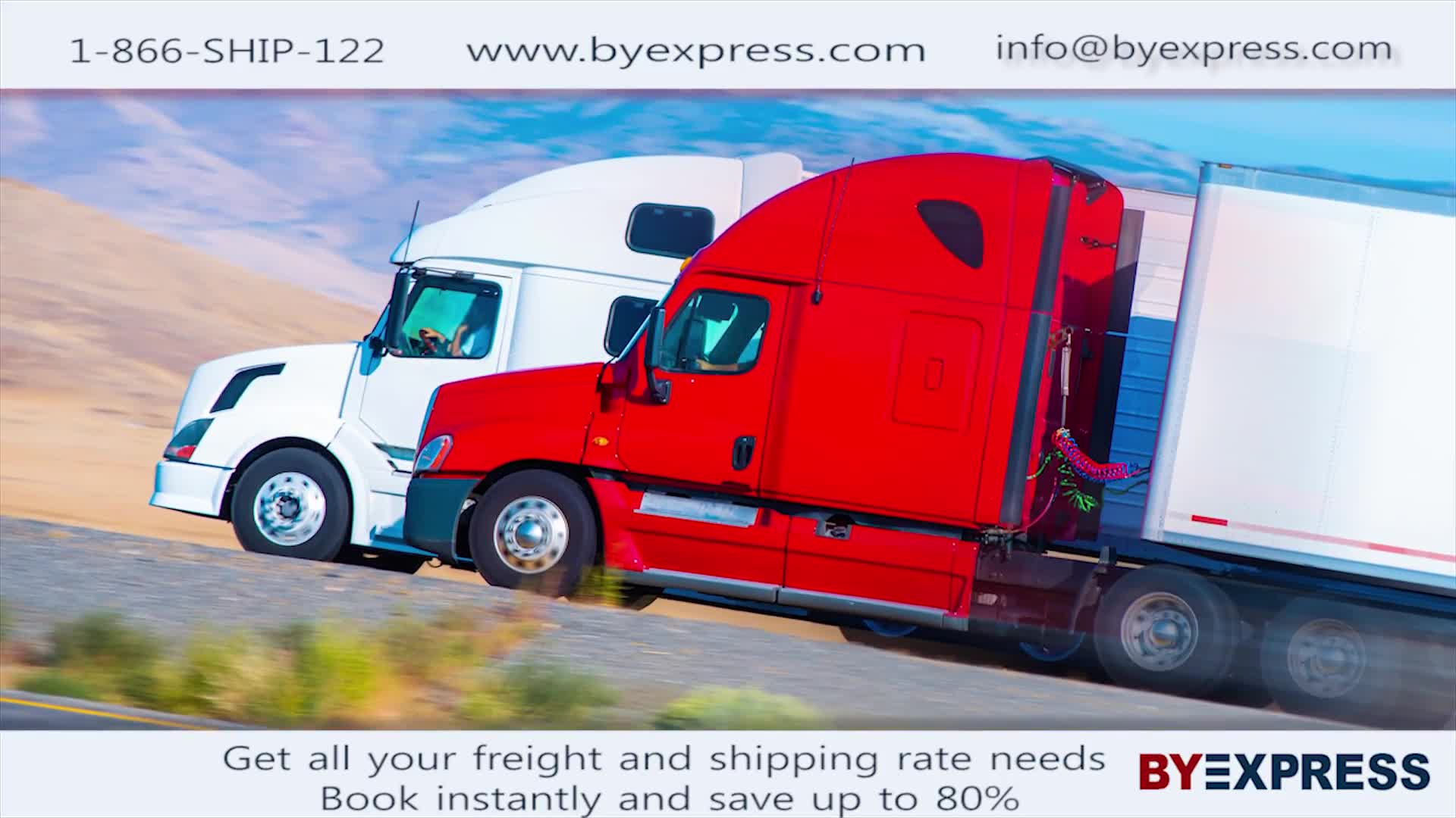 ByExpress - Transportation Service - 1-877-781-1937