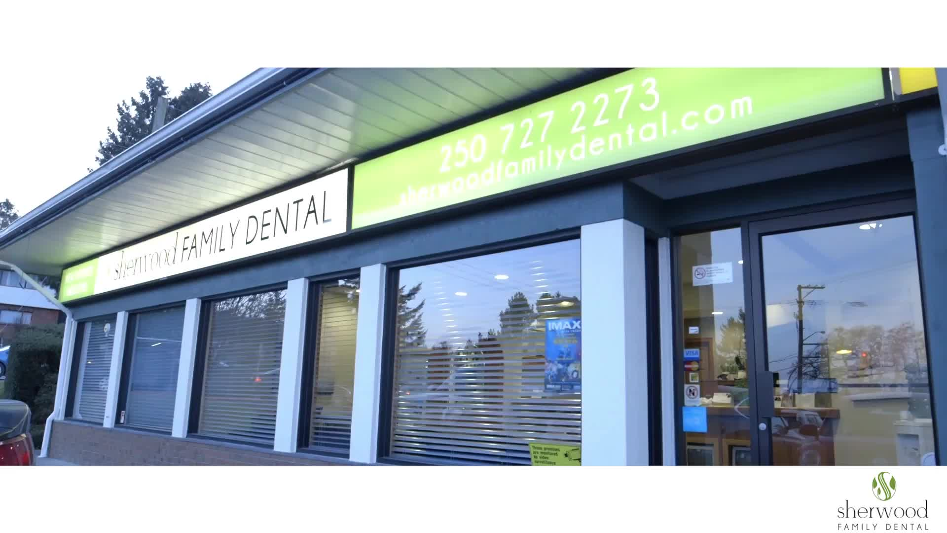 Sherwood Family Dental - Dentists - 2507272273