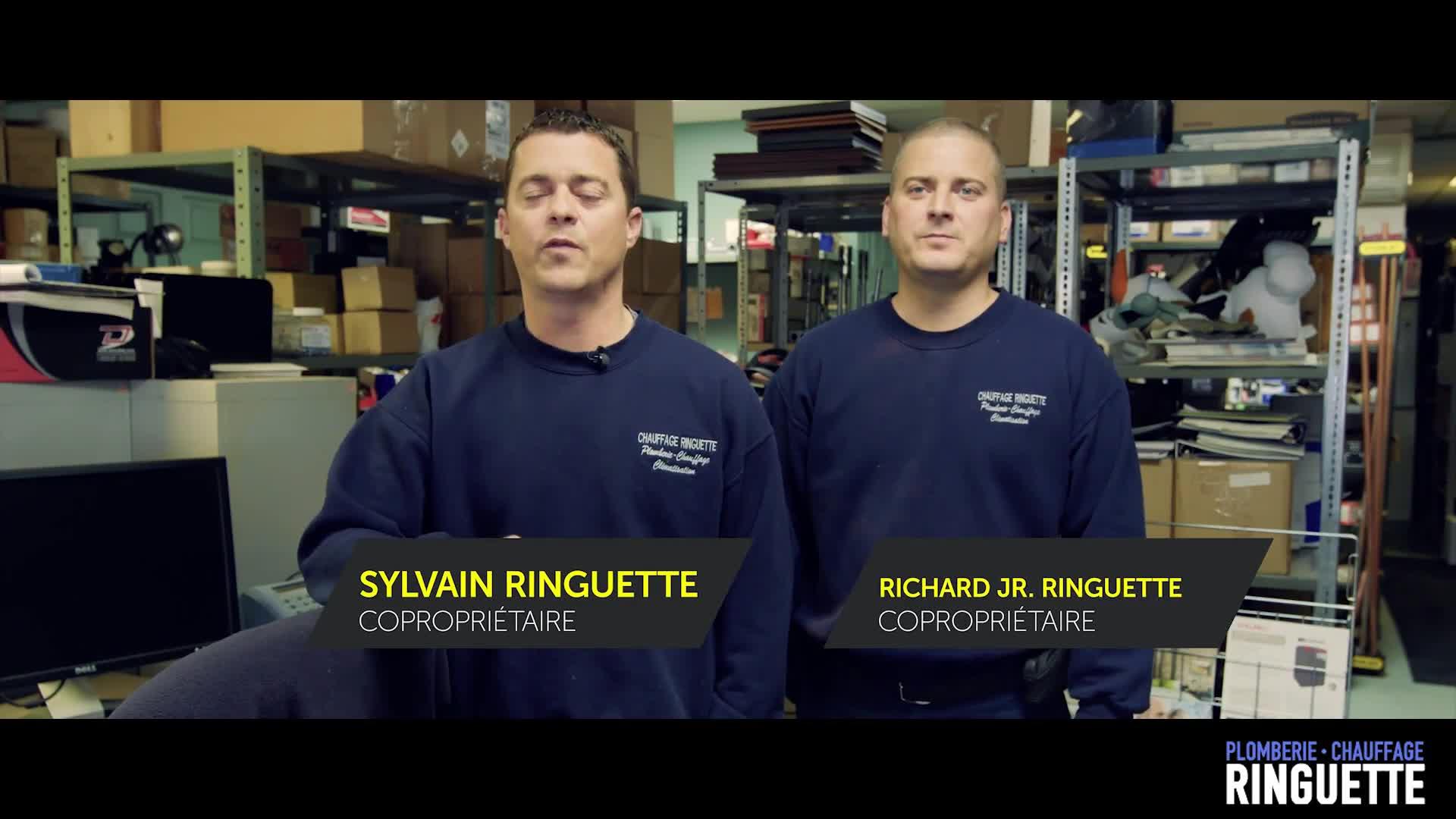 Plomberie Et Chauffage Richard Ringuette Inc - Entrepreneurs en chauffage - 5147677894