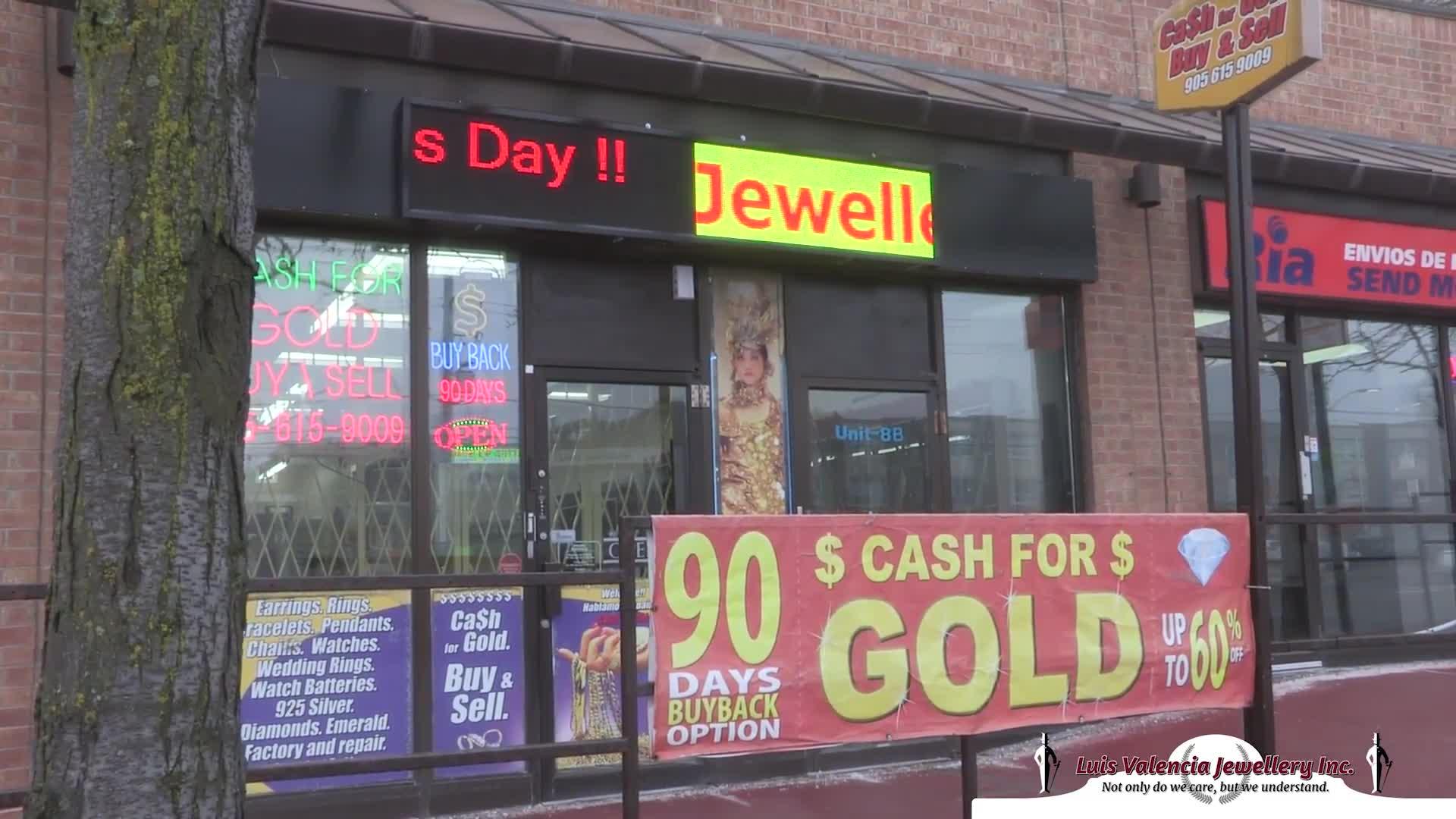 Valencia Jewellery Inc - Jewellery Buyers - 905-615-9009