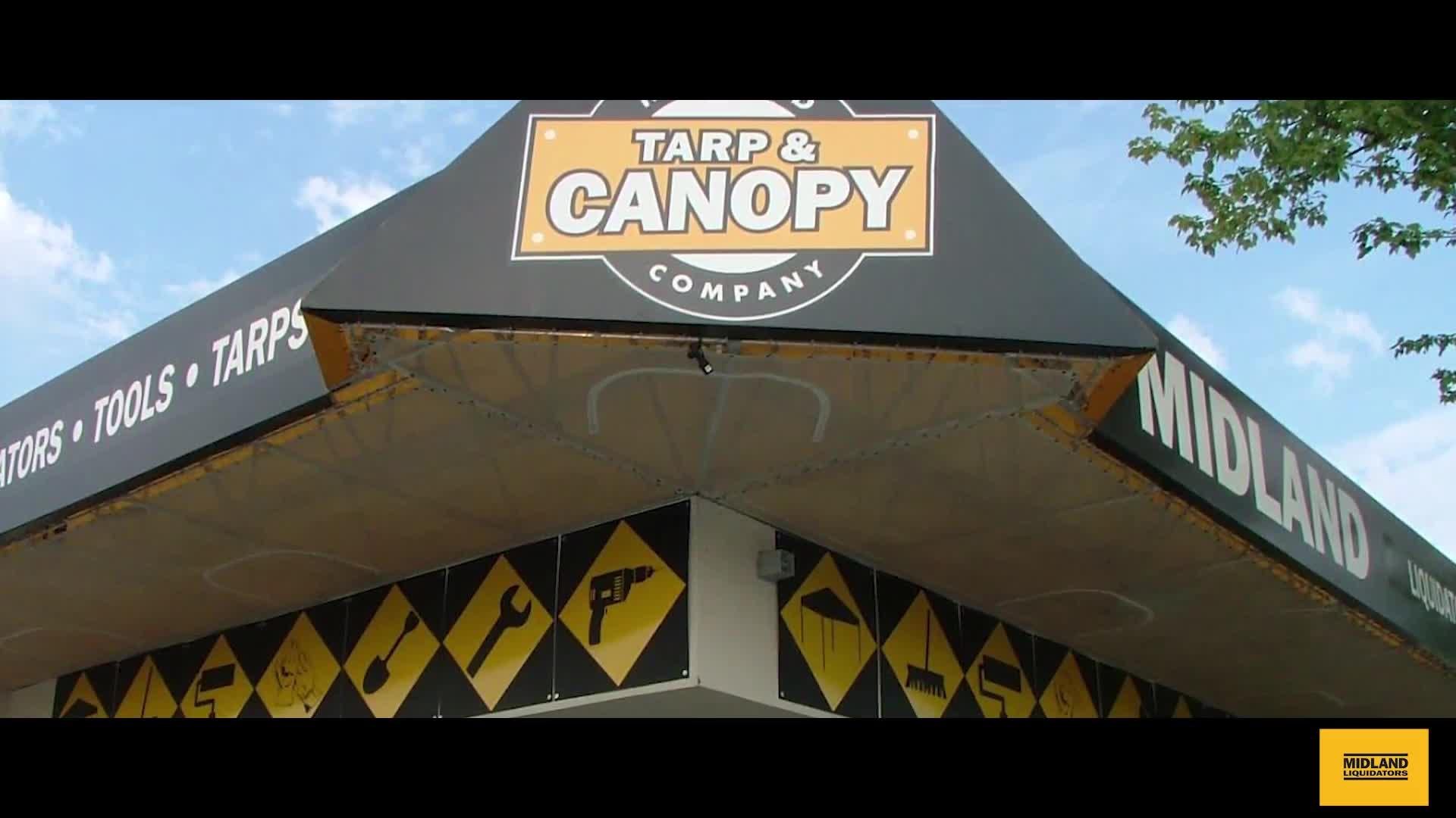 Midland Liquidators - Awning & Canopy Sales & Service - 604-875-9722