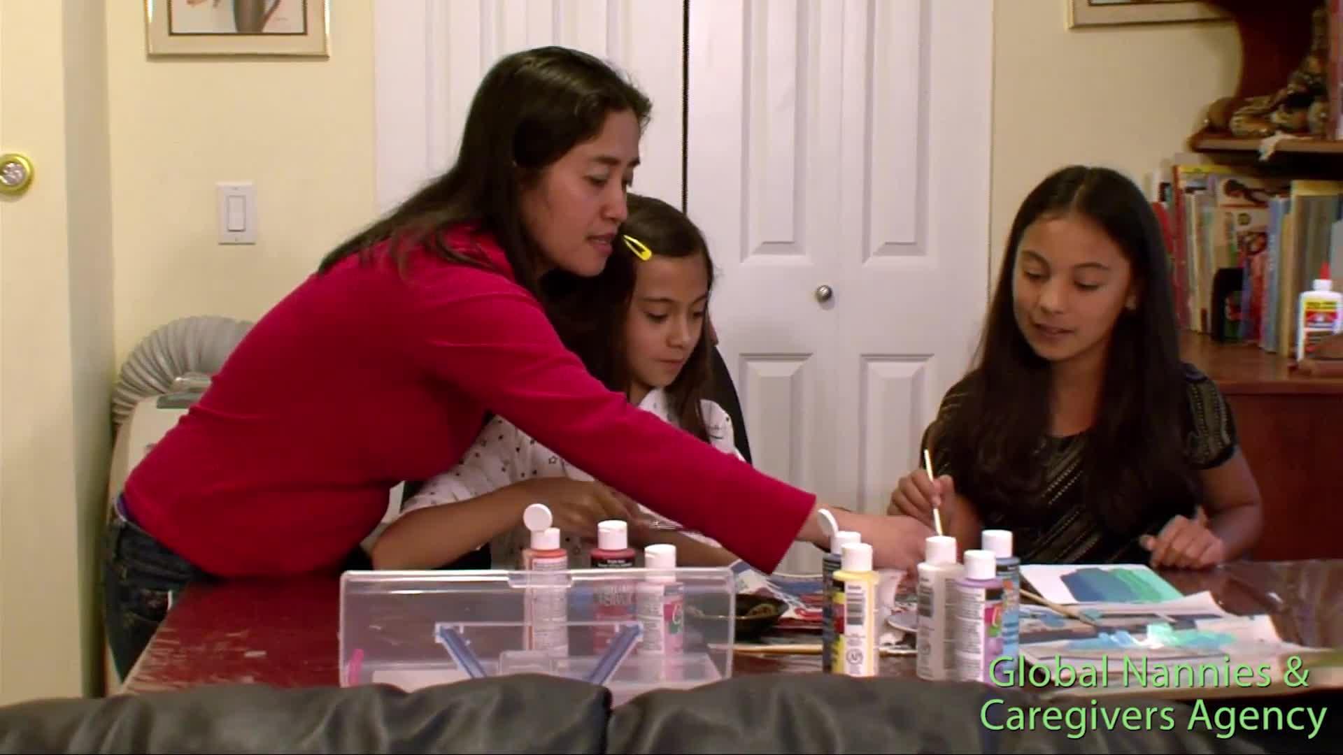 video Global Nannies & Caregivers Agency Ltd