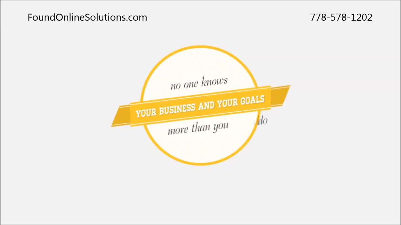 Overview of some digital marketing services by Found Online Solutions.