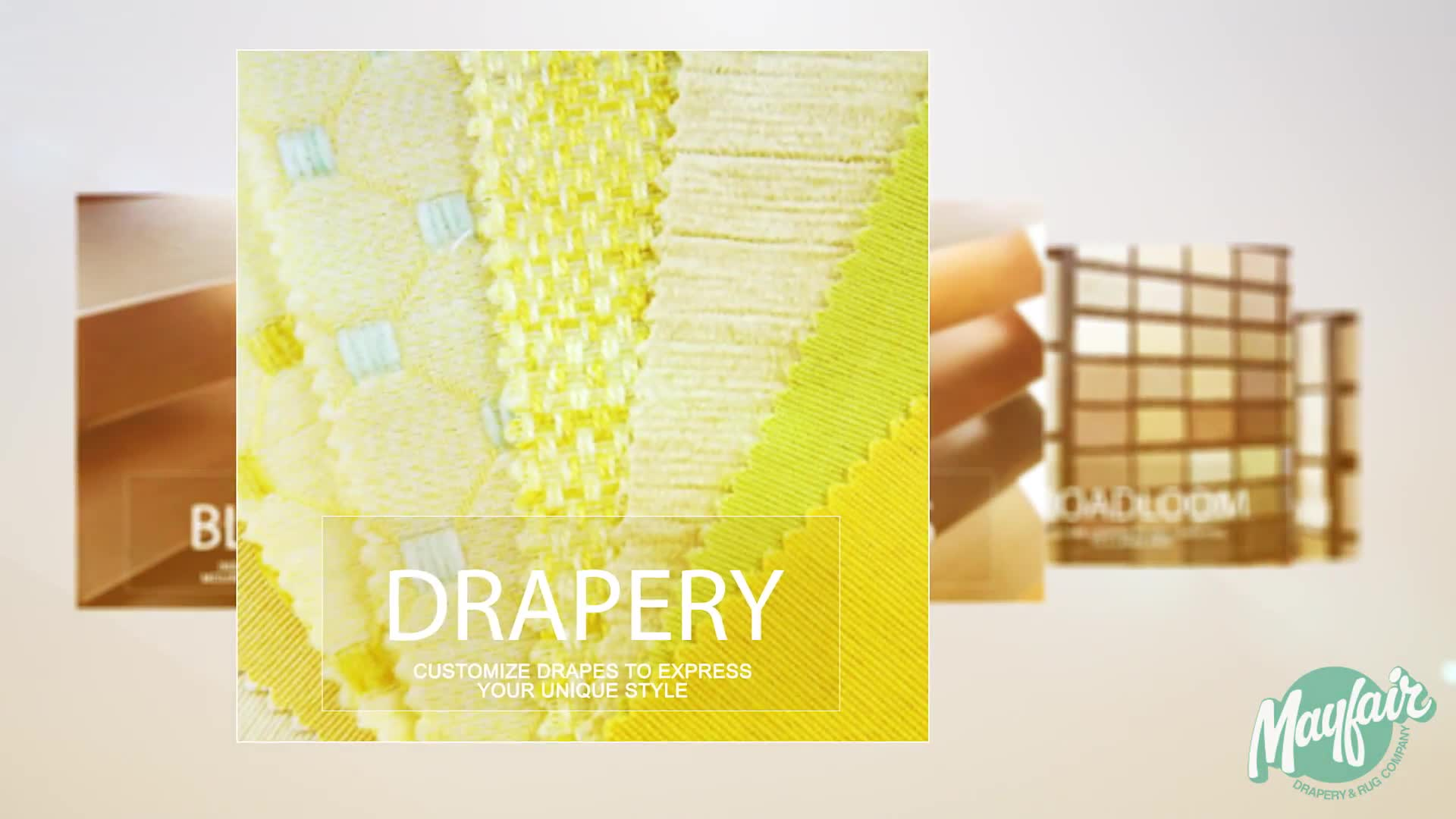 Mayfair Drapery & Rug Co - Drapery & Curtain Manufacturers & Wholesalers - 416-661-2131