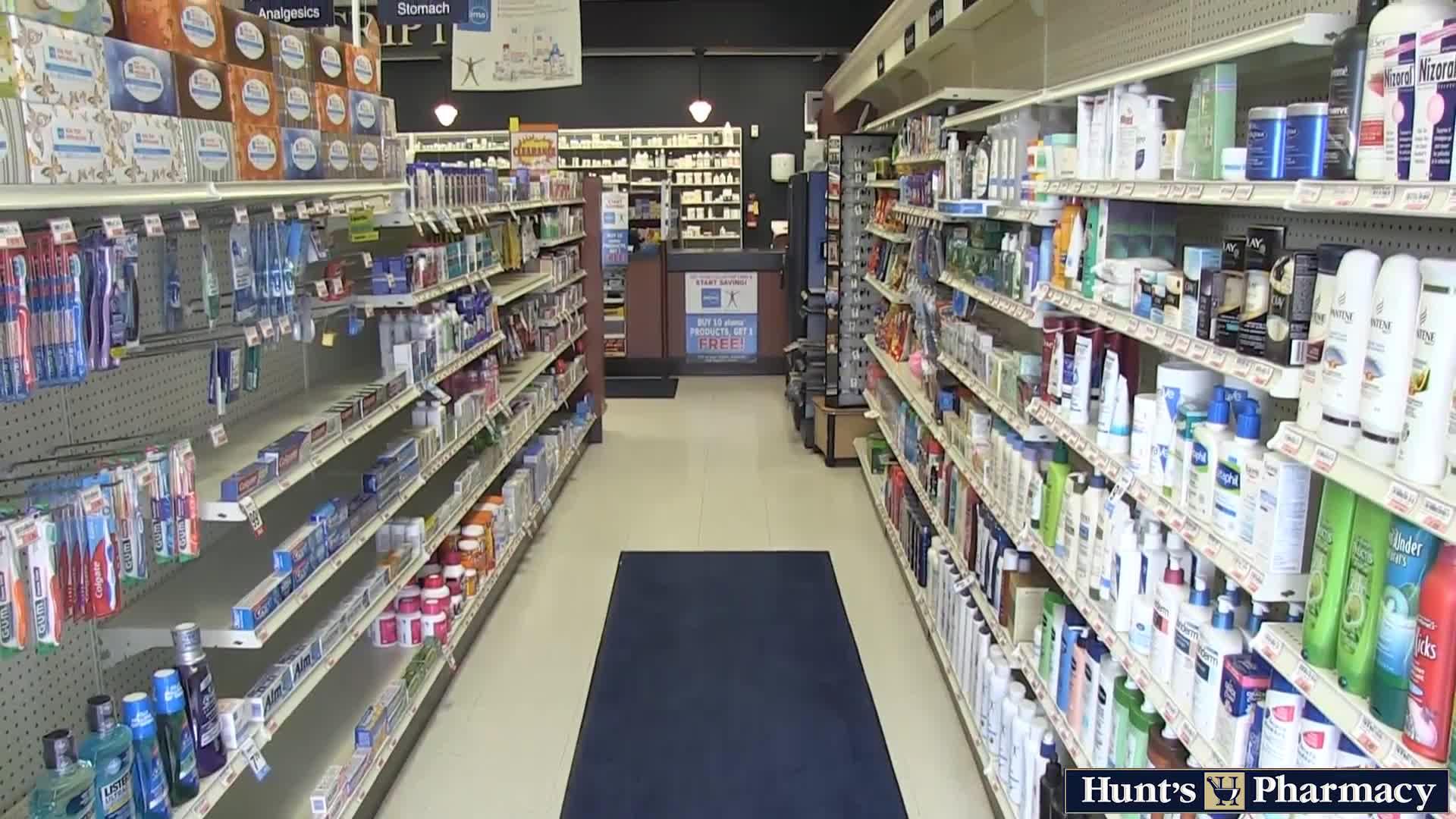 Hunt's Pharmacy - Pharmacies - 613-389-8800
