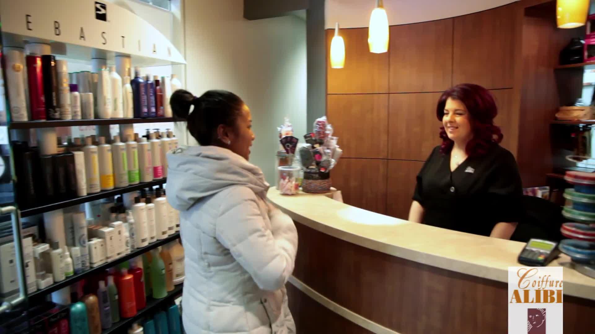 Alibi Coiffure - Salons de coiffure et de beauté - 418-623-2929