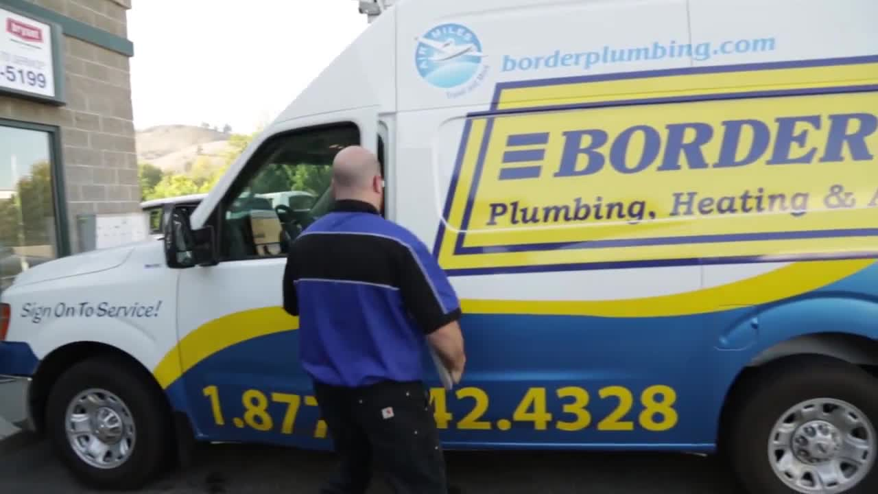 Border Plumbing Heating & Air - Air Conditioning Contractors - 250-862-5199