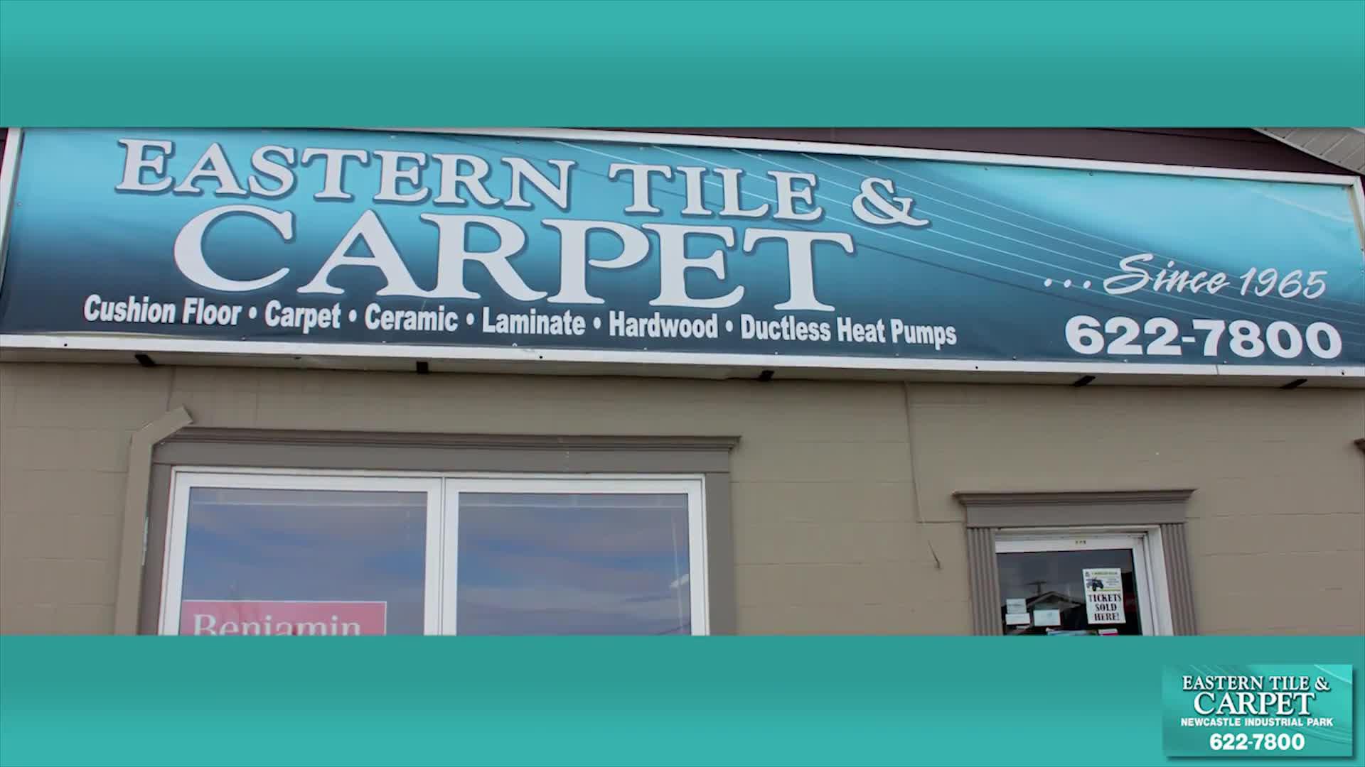 Eastern Tile & Carpet - Ceramic Tile Dealers - 506-622-7800