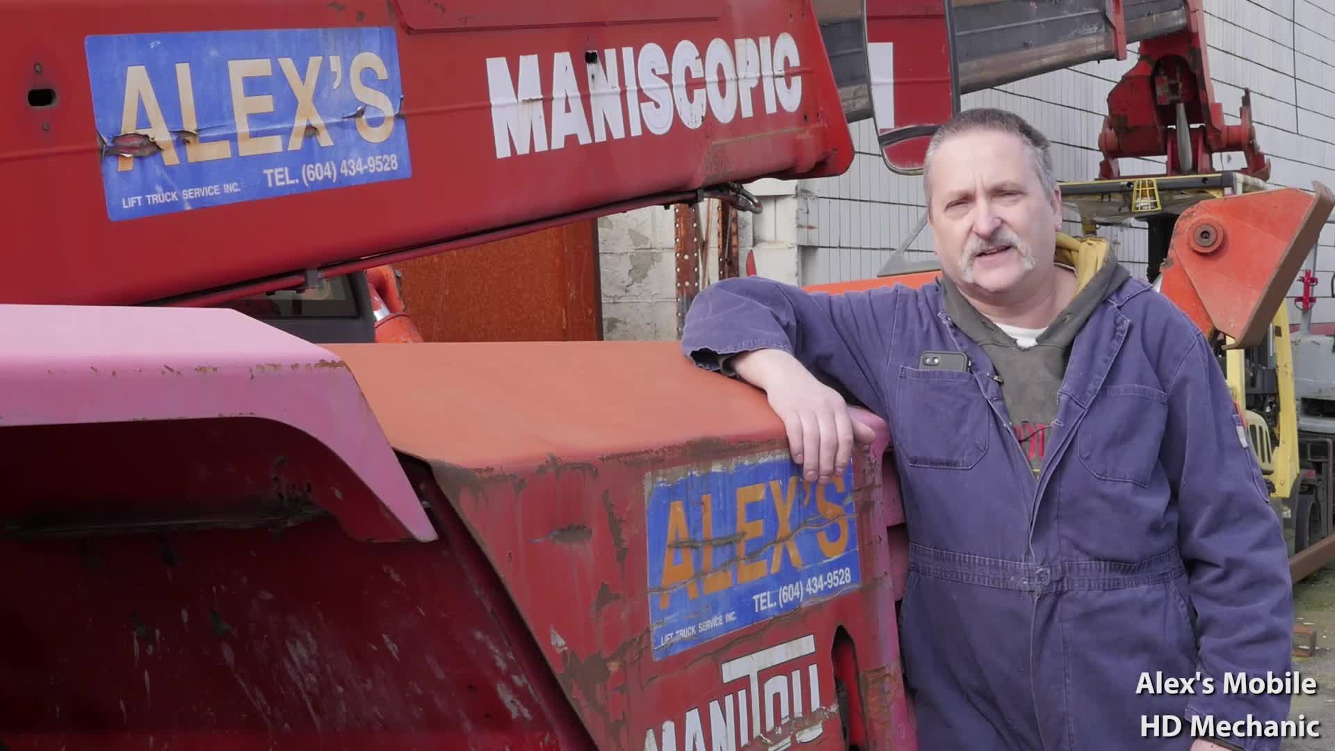 View Alex's Lift Truck Service Inc's Richmond profile