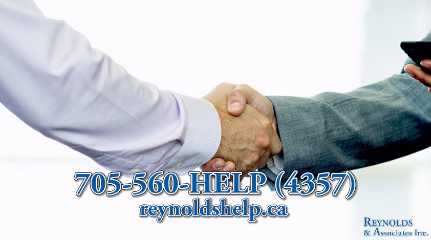 David Reynolds & Associates Inc - Licensed Insolvency Trustees - 705-495-4357