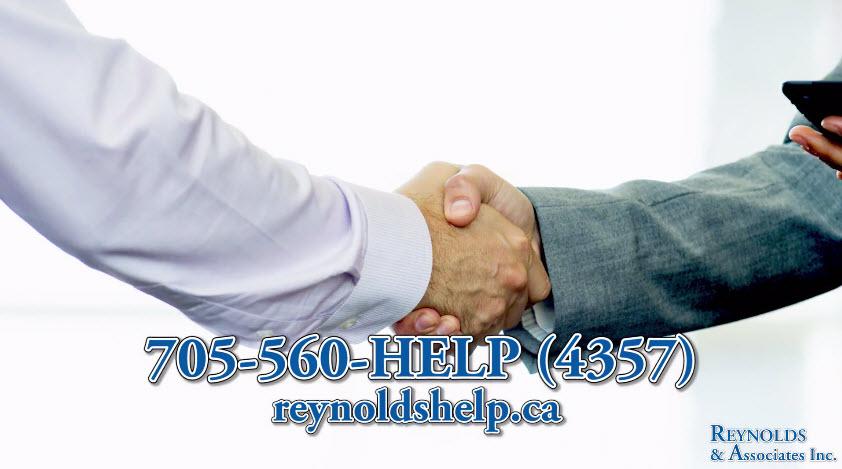 David Reynolds & Associates Inc - Credit & Debt Counselling - 7055604357