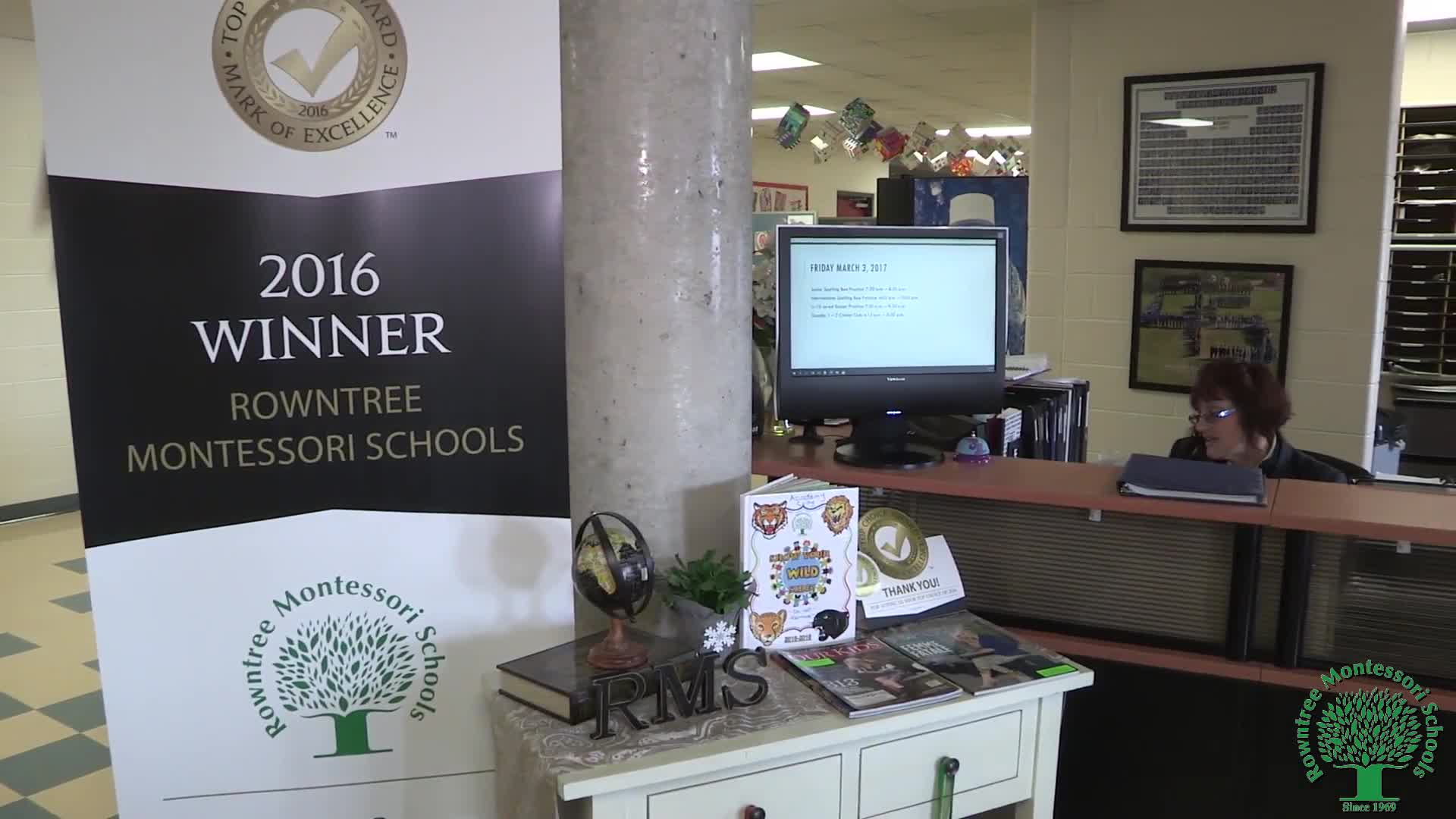 Rowntree Montessori Schools - Elementary & High Schools - 905-790-3838