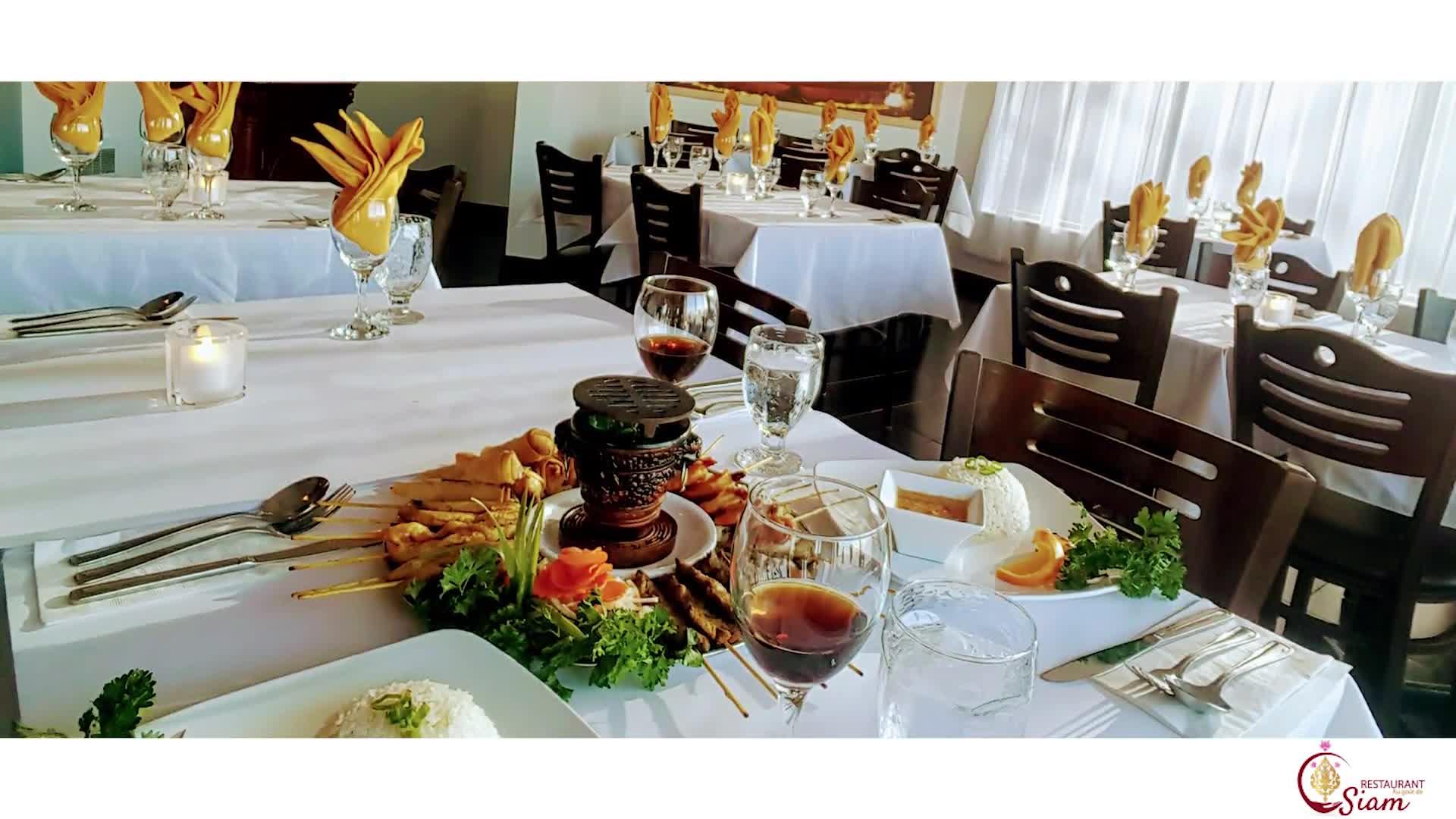 Restaurant Au Goût de Siam - Restaurants chinois - 4505090518