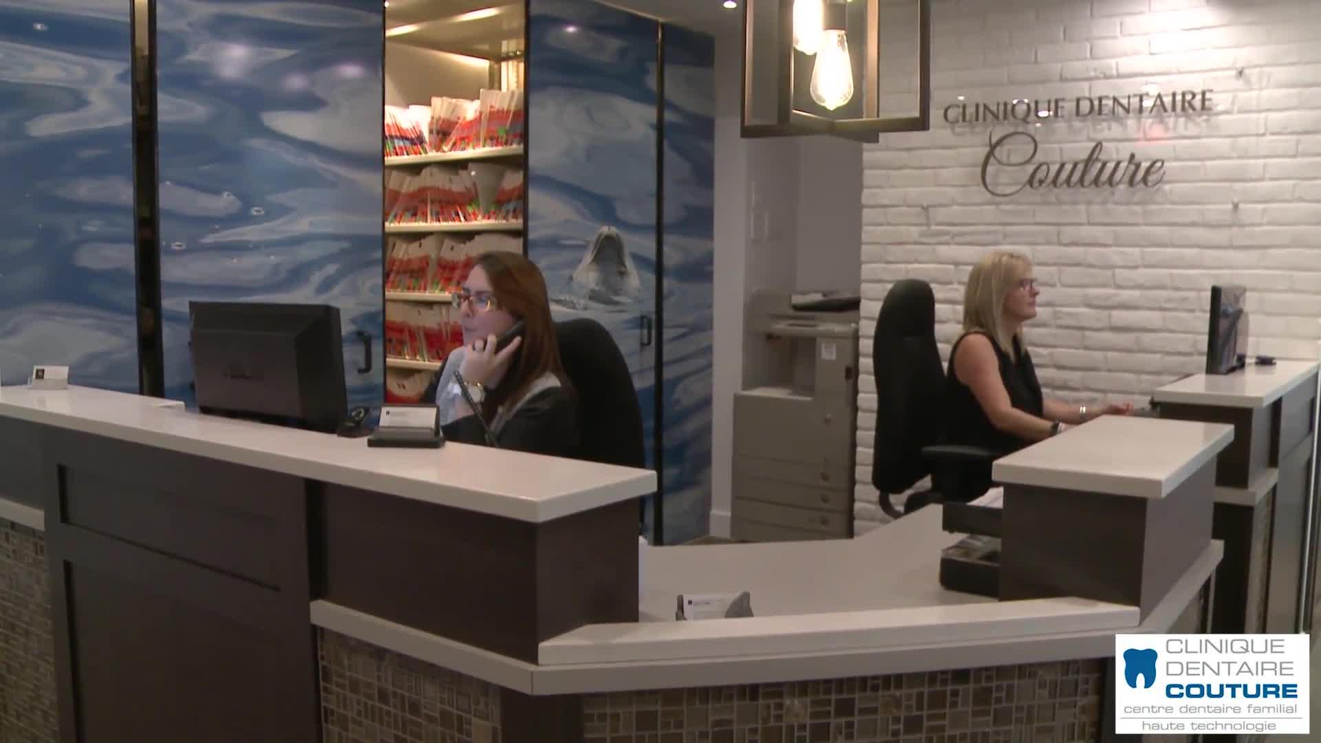 Clinique Dentaire Couture - Dentistes - 4187249192
