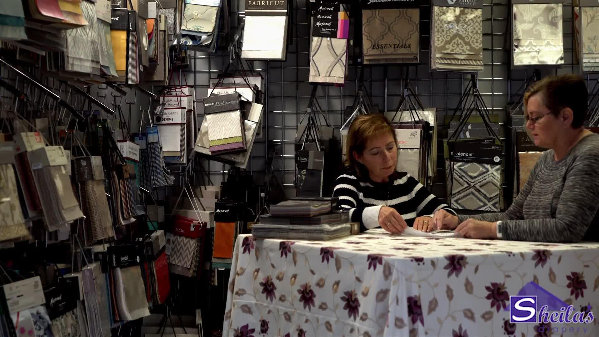 Sheila's Drapery - Window Shade & Blind Stores - 4032774988