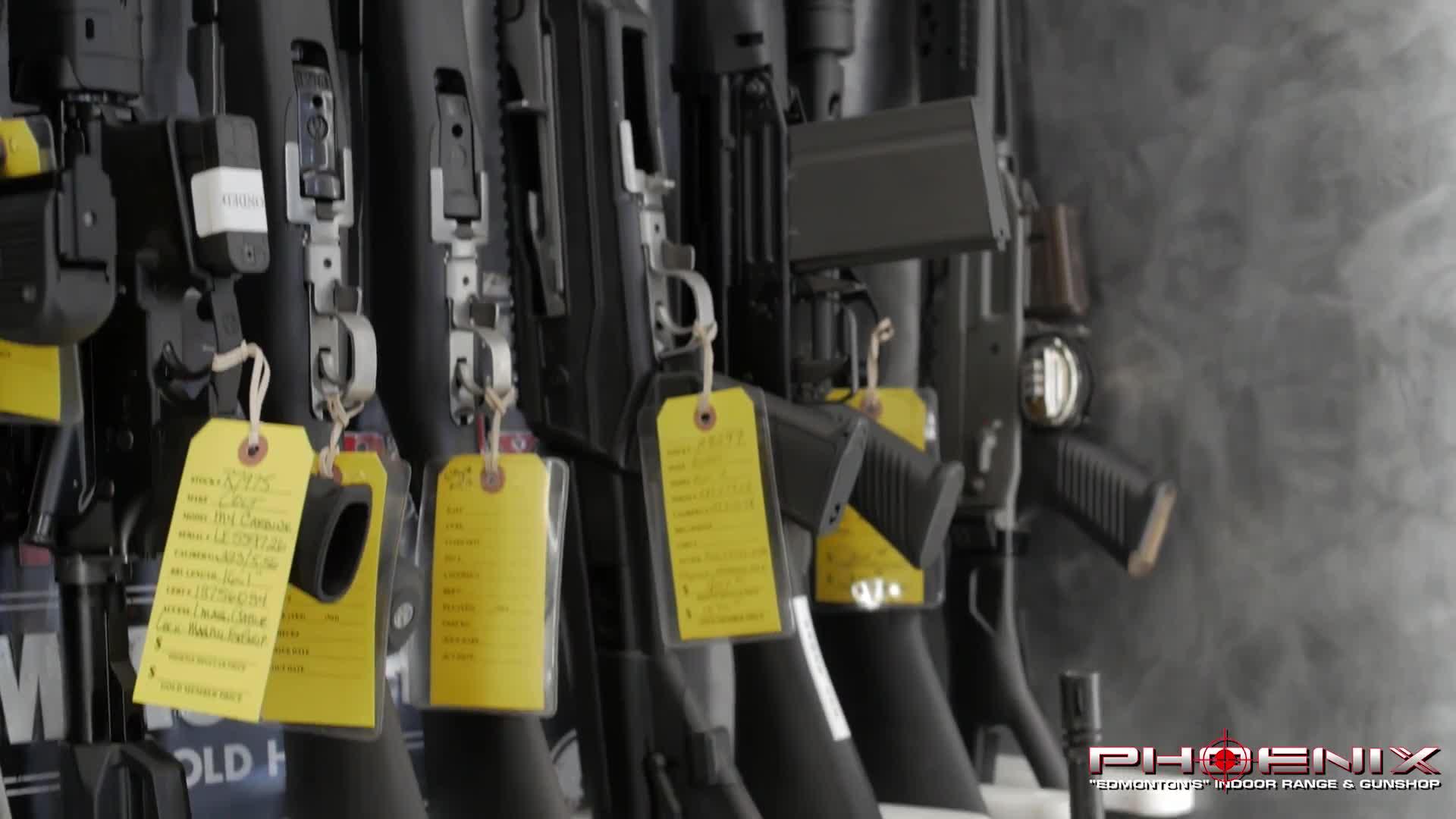 Phoenix Indoor Range & Gun Shop Ltd - Guns & Gunsmiths - 780-466-0307