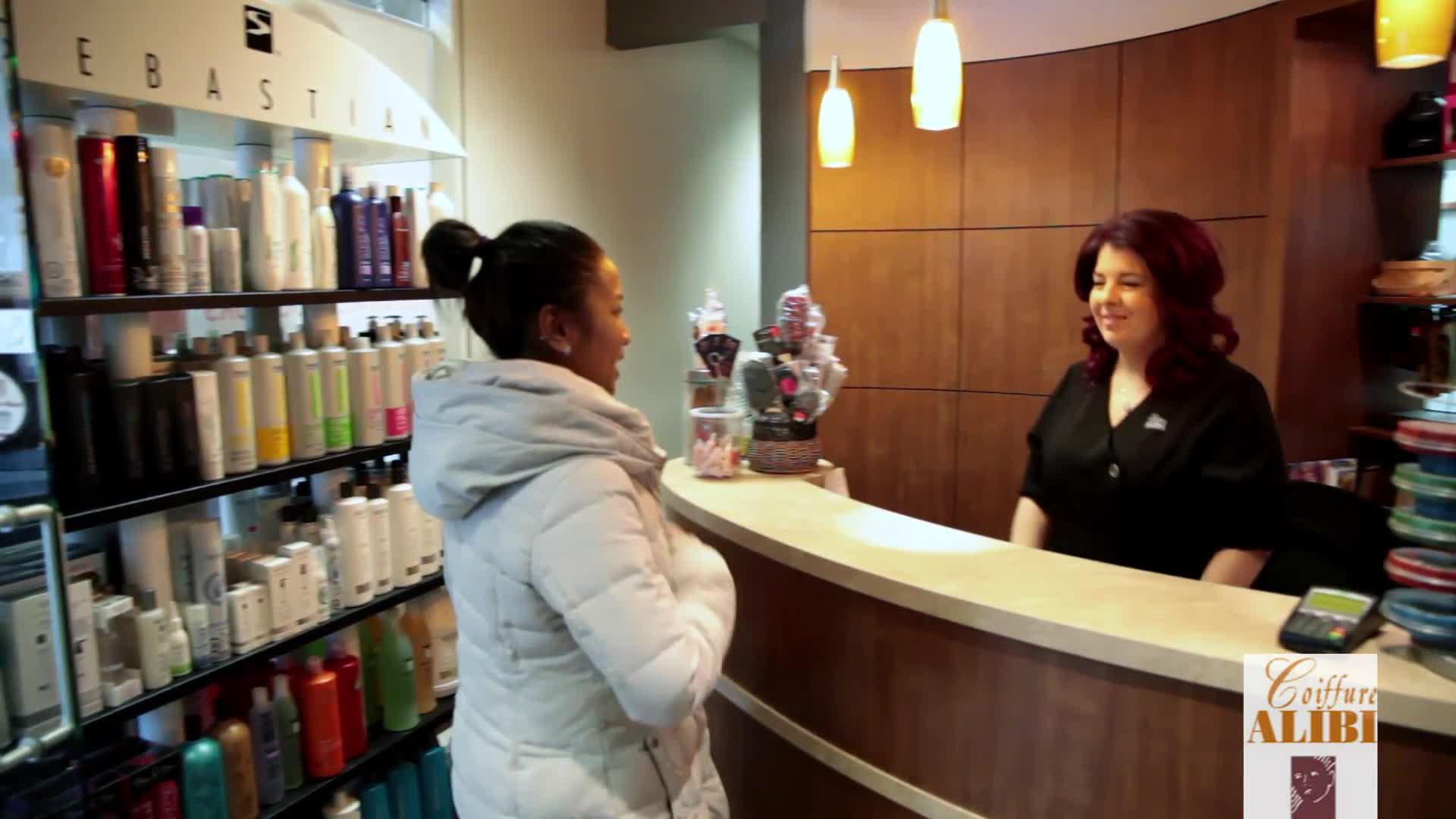 Alibi Coiffure - Salons de coiffure et de beauté - 4186232929