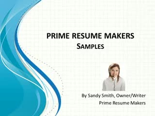 Prime Resume Makers - Resume Service - 905-434-5752