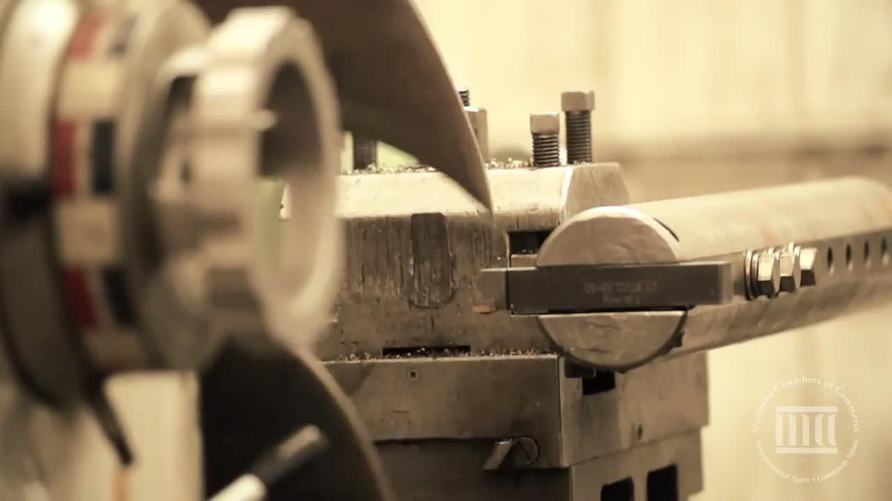 View Kinetic Machine Works Ltd's Winnipeg profile