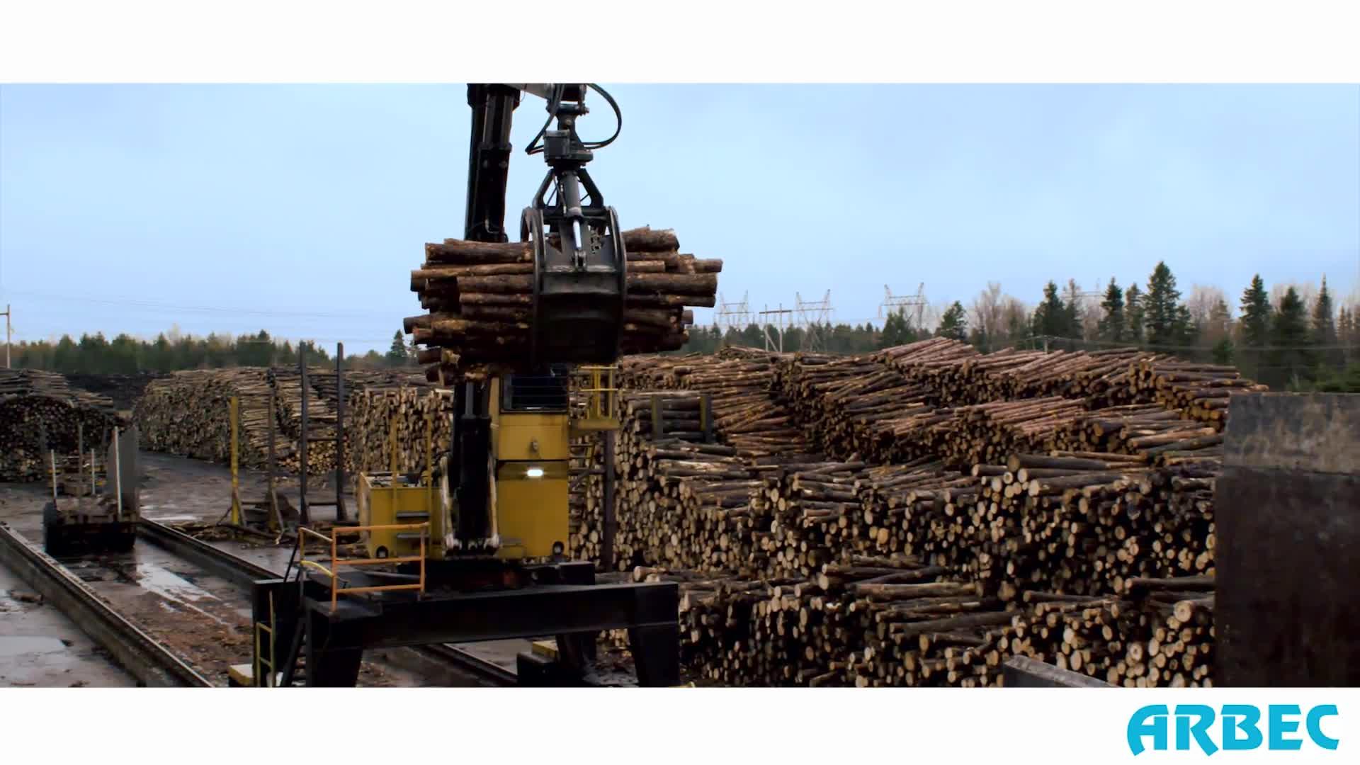 Voir le profil de Produits Forestiers Arbec Inc - Laval