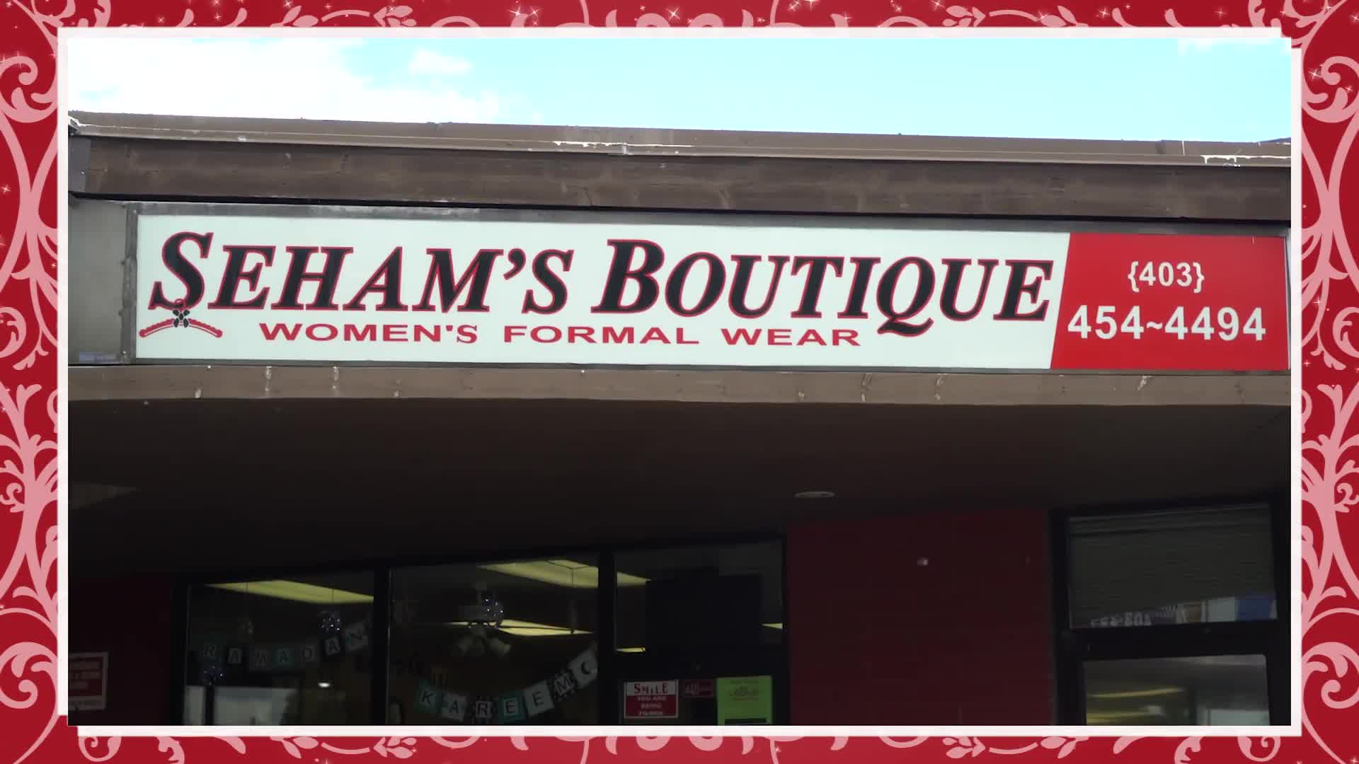 Seham's Boutique - Women's Clothing Stores - 403-454-4494