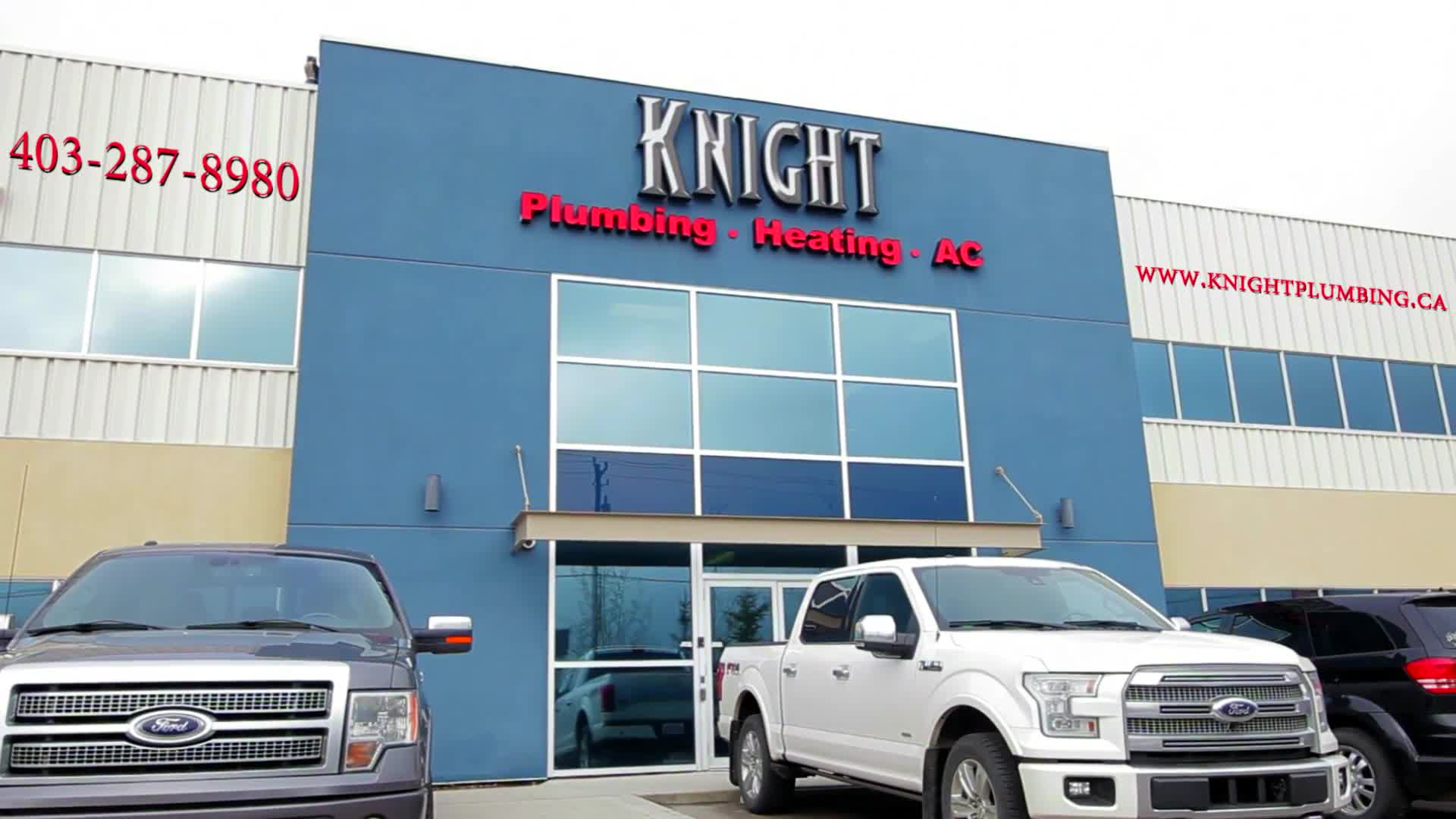 video Knight Plumbing, Heating and Air Conditioning