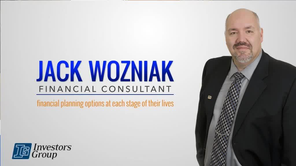 video Jack Wozniak- Senior Financial Advisor