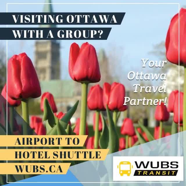 Ottawa Airport Shuttle Service to Ottawa Hotels     www.yowshuttle.ca