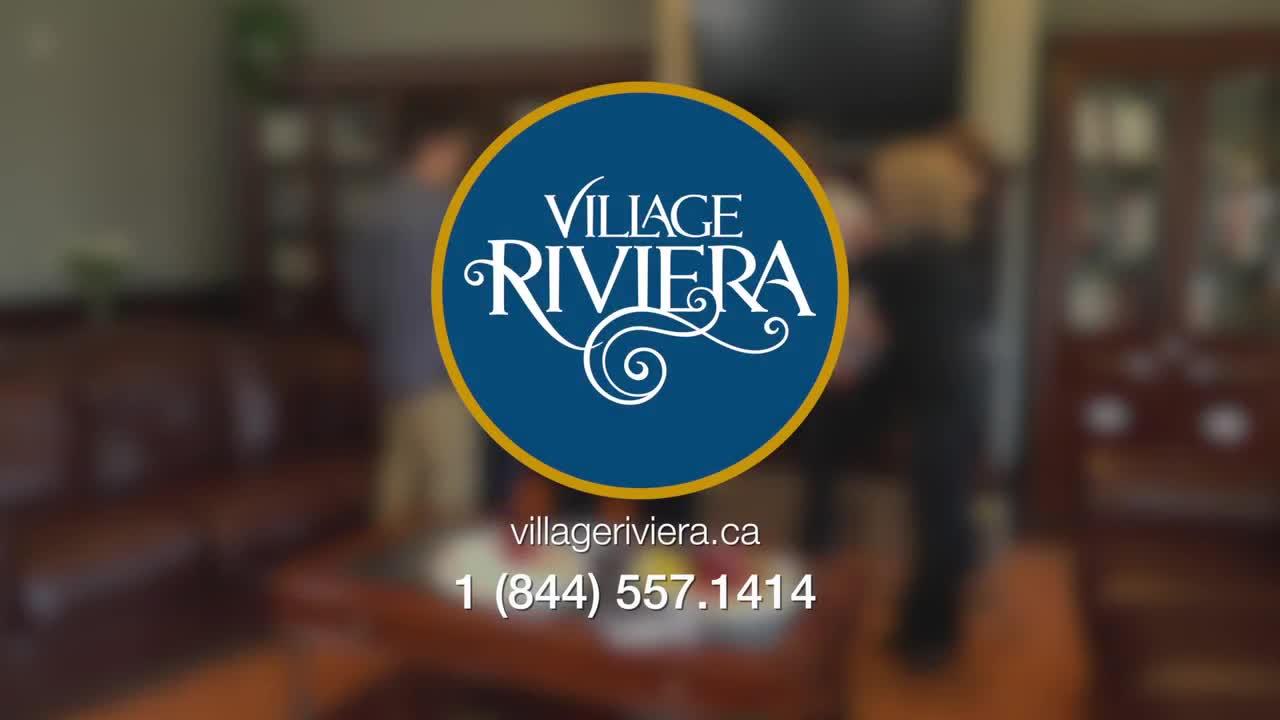Village Riviera - Retirement Homes & Communities - 819-561-1515