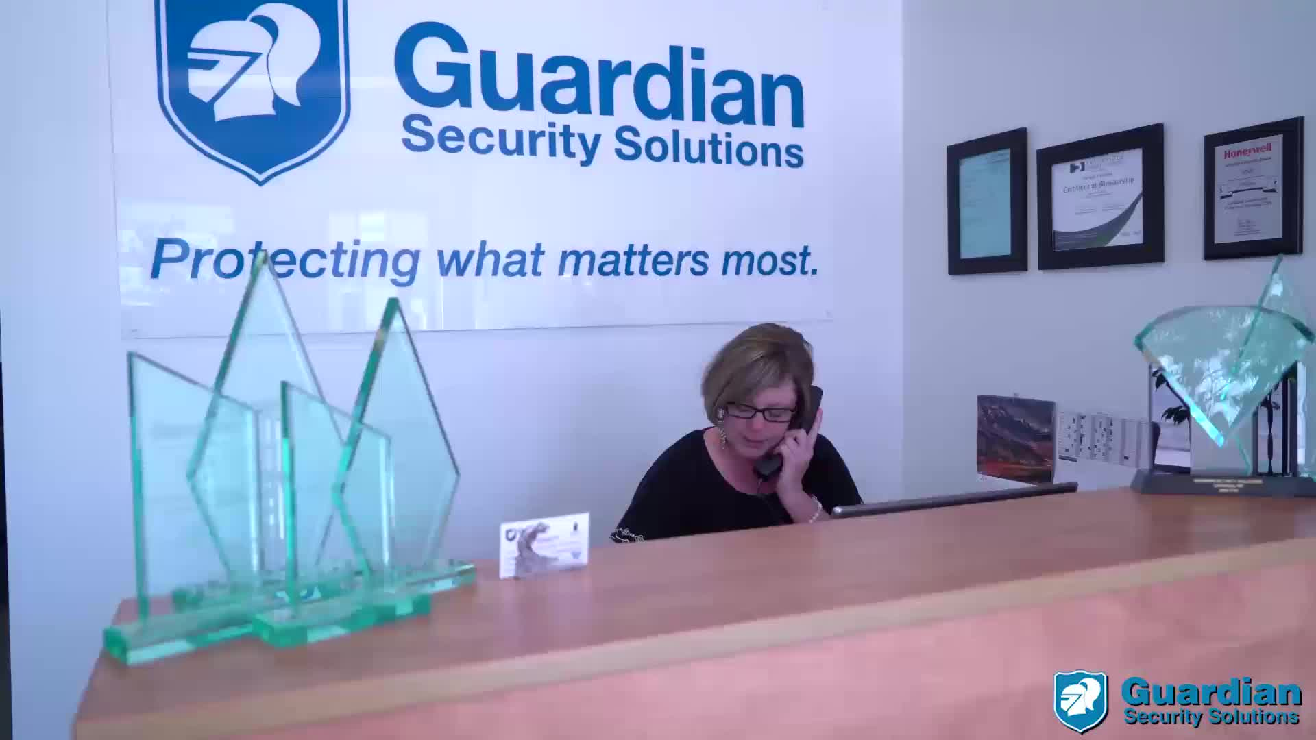 Guardian Security Solutions - Security Control Systems & Equipment - 403-233-7454