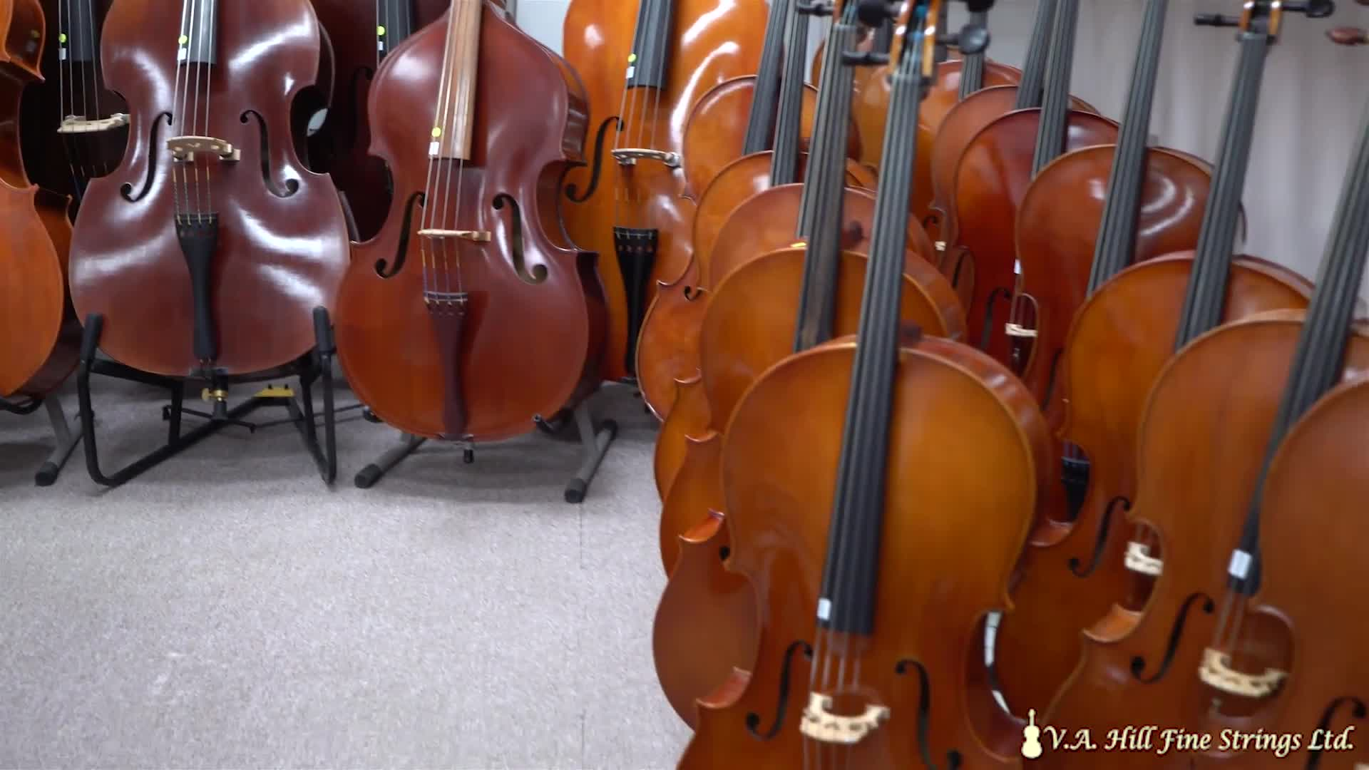 V A Hill Fine Strings Ltd - Musical Instrument Stores - 403-640-3773