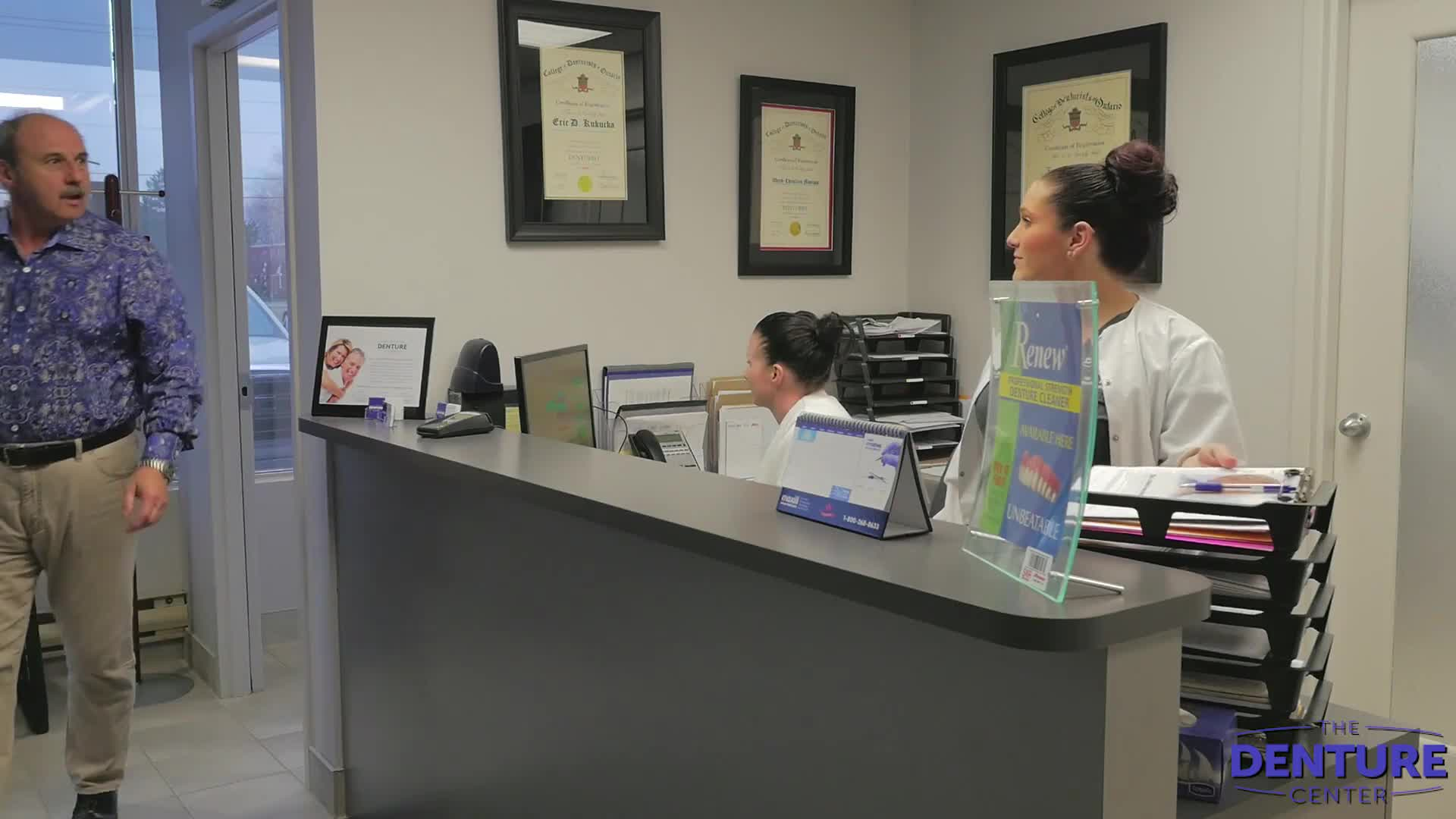 View The Denture Center's Windsor profile