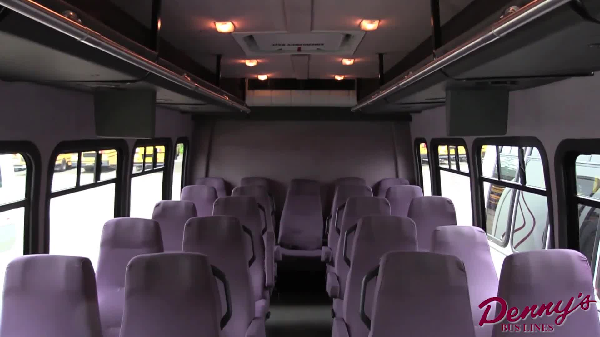 Denny Bus Lines Ltd - Bus & Coach Rental & Charter - 519-833-9117