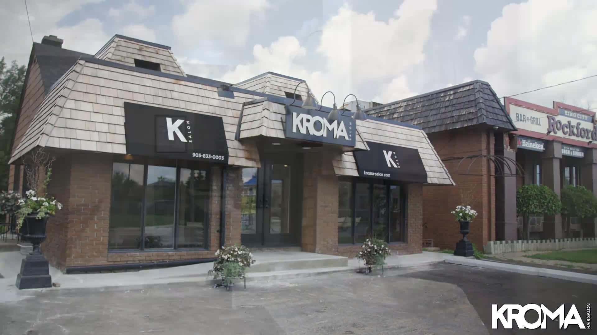 View Kroma Salon's Oak Ridges profile