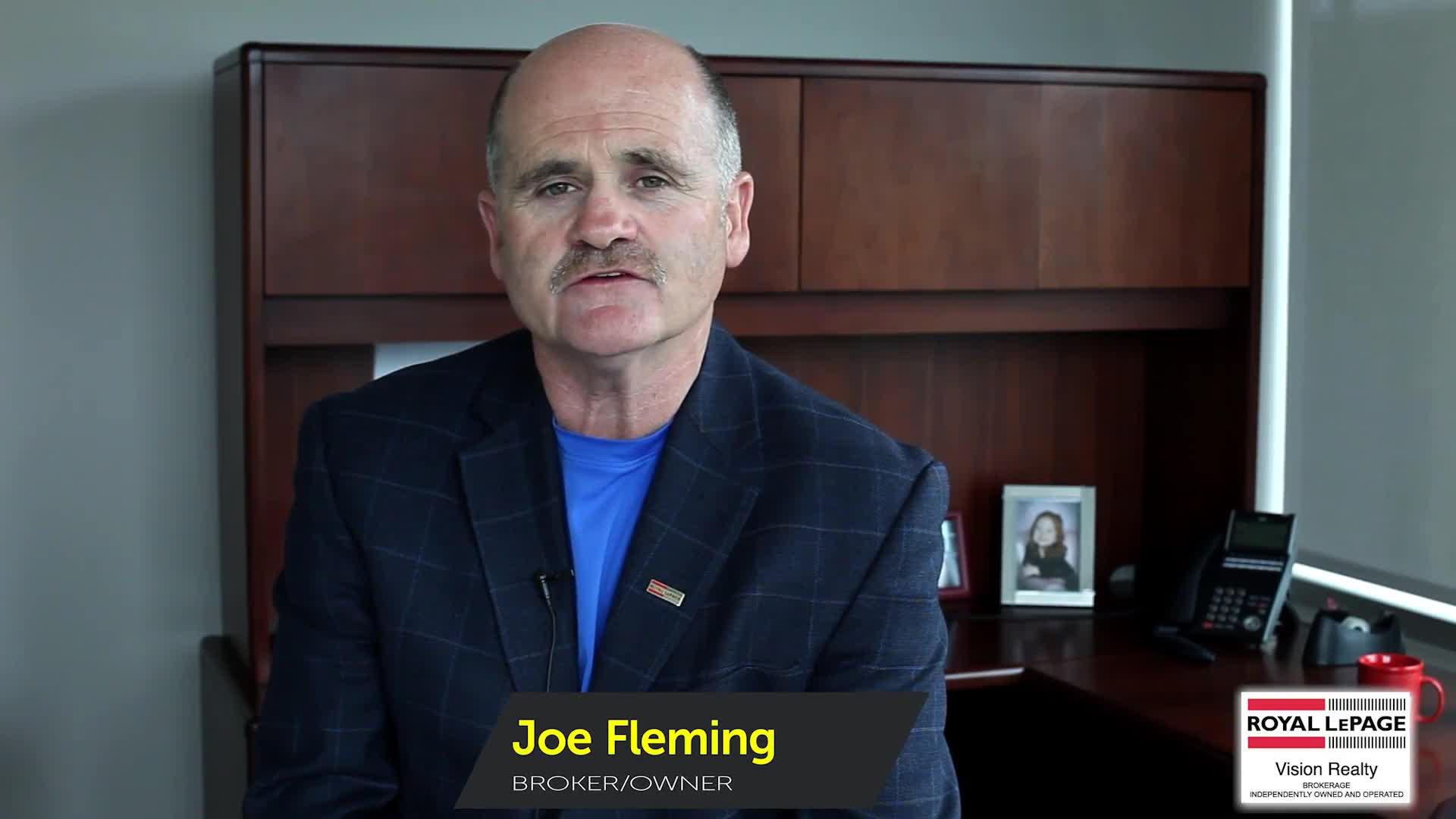 Joe Fleming Real Estate Team - Real Estate Brokers & Sales Representatives - 709-685-8032