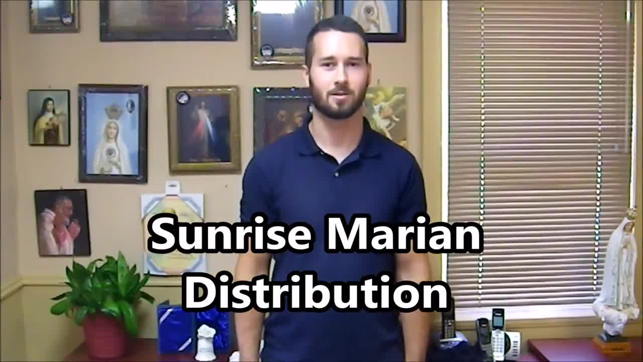 Sunrise Marian Distribution - Book Stores - 289-820-6653