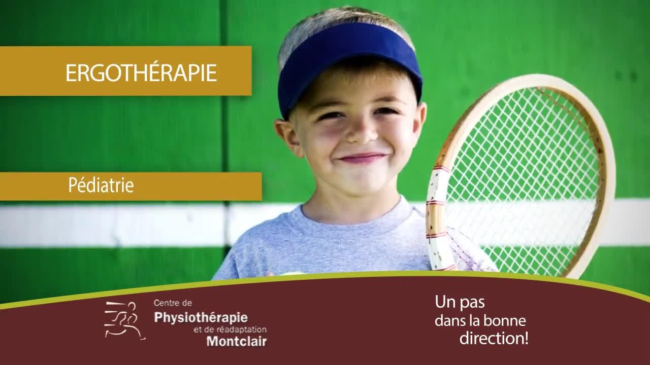 video Centre de Physiothérapie et de Réadaptation Montclair