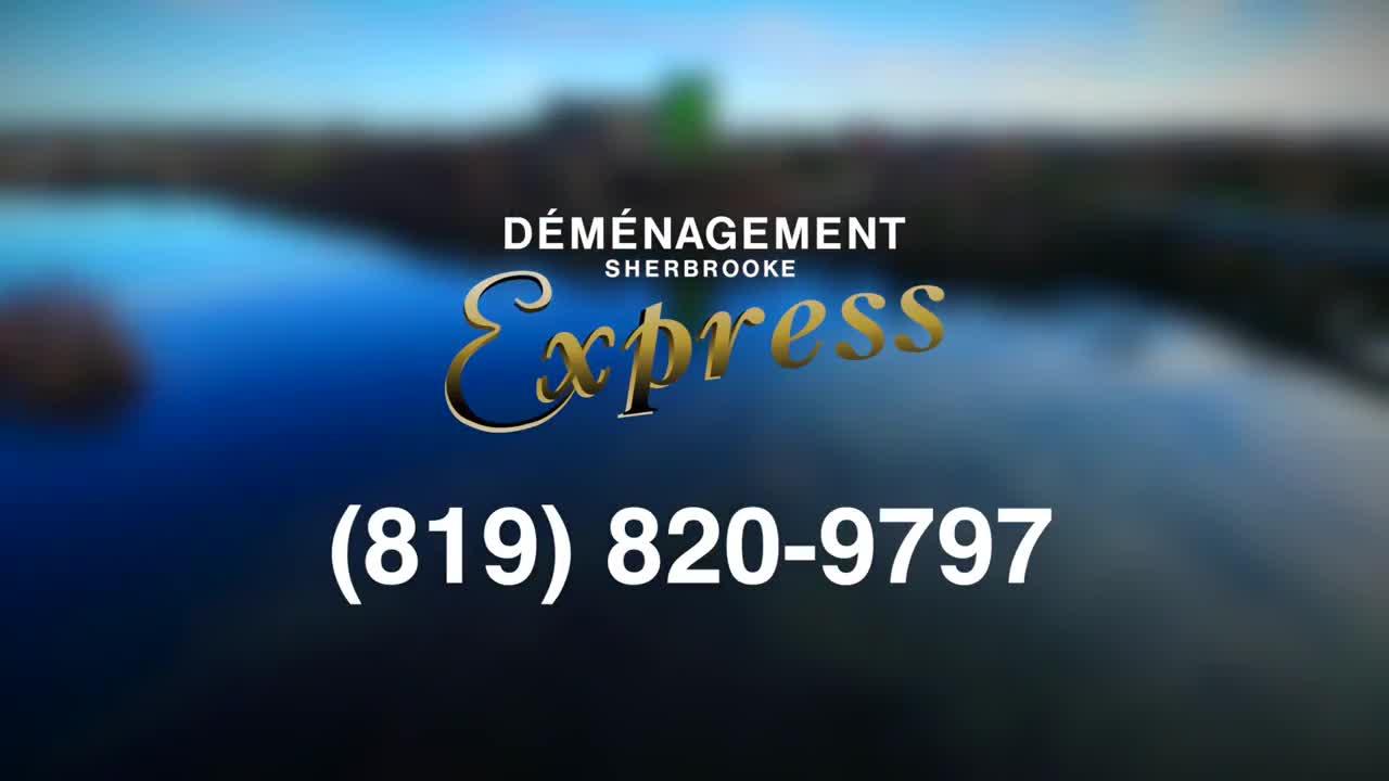 Déménagement Express Sherbrooke - Services de transport - 8198209797