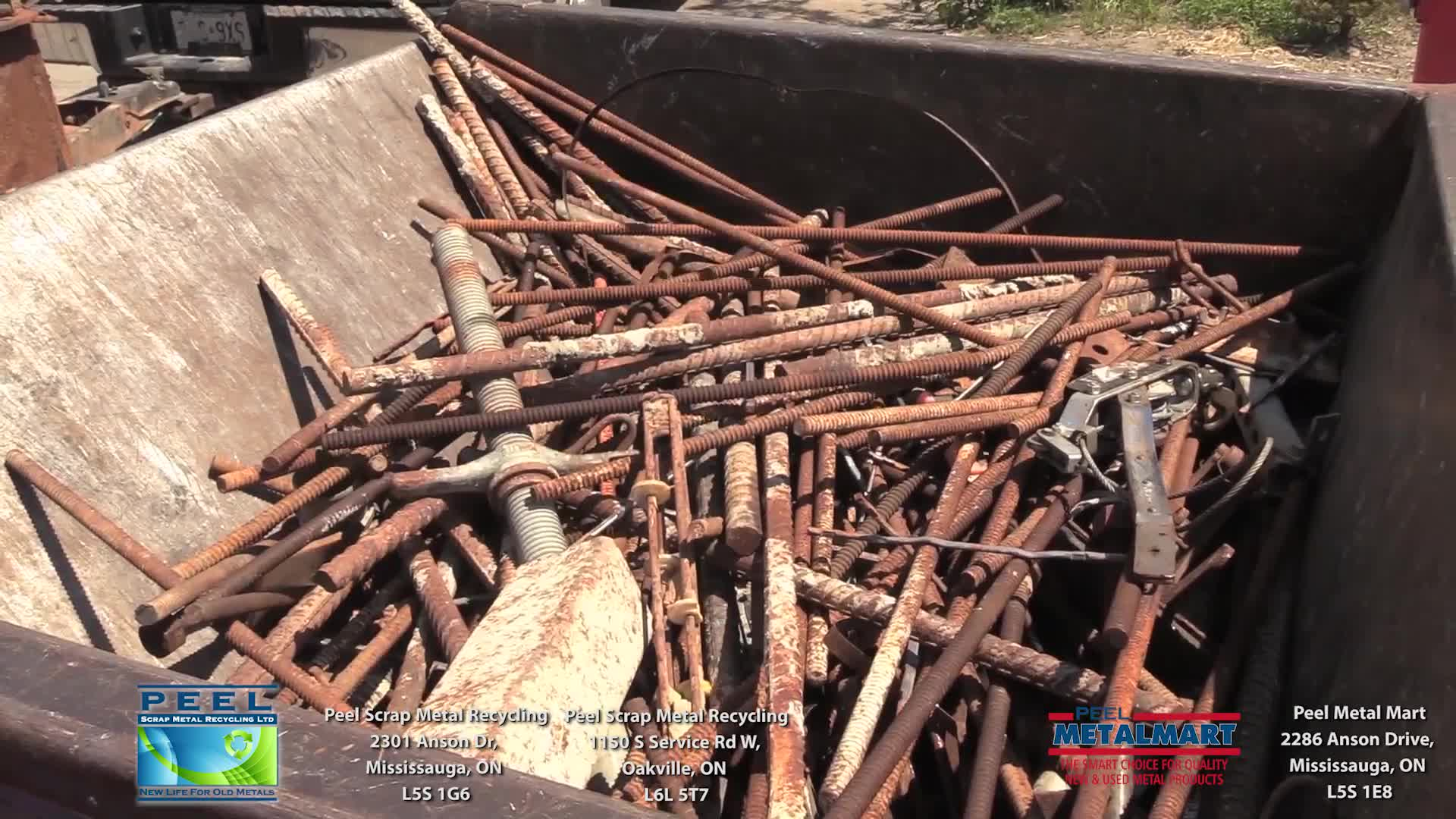 View Peel Scrap Metal Recycling Ltd's Orangeville profile