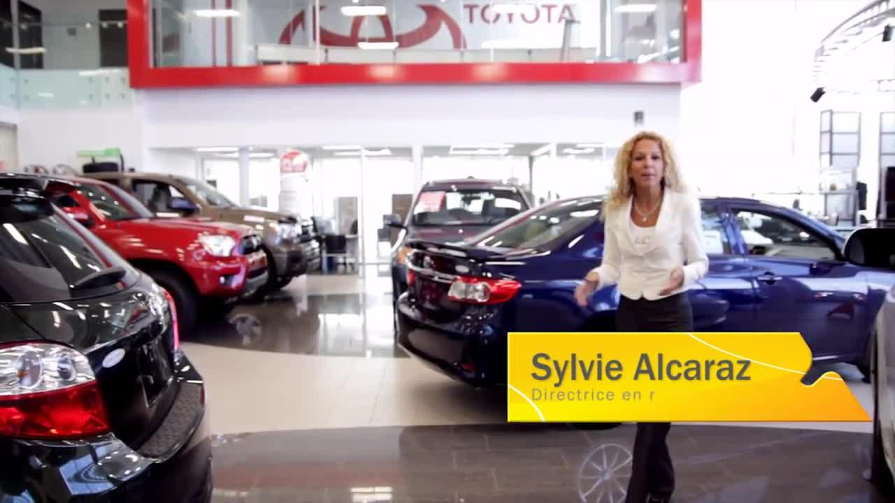 View Ste-Foy Toyota's Québec profile