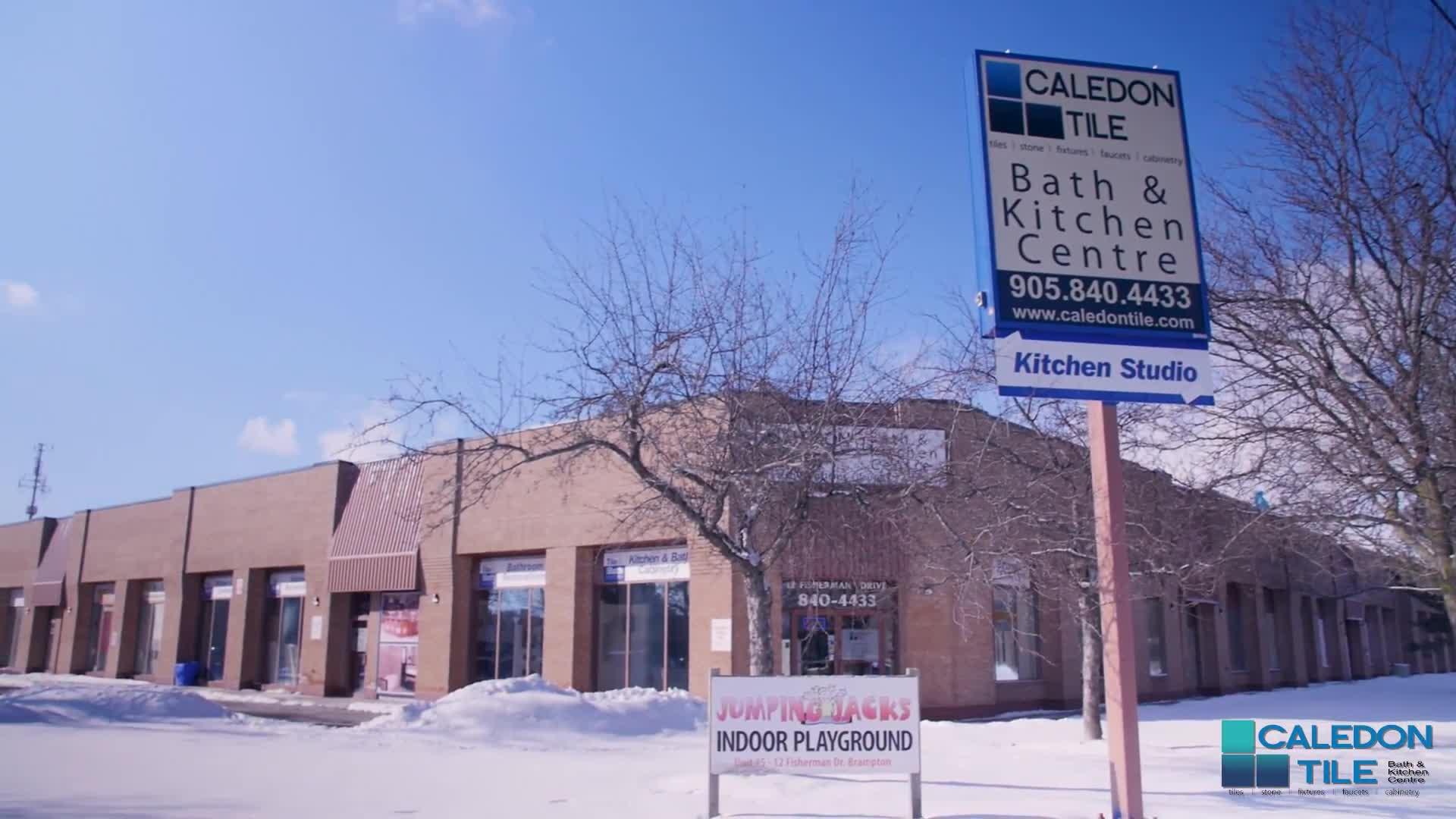 video Caledon Tile Bath & Kitchen Centre