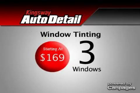 video Kingsway Auto Detail