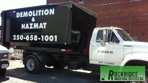 video Rockridge Industrial Services Inc