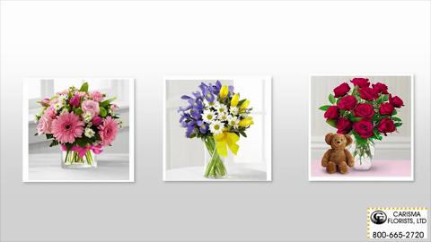 video Carisma Florists Ltd