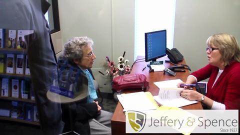 video Jeffery & Spence Ltd Insce