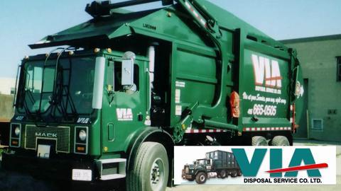 video Via Disposal Service Co Ltd