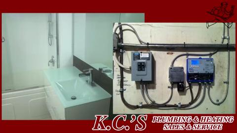 video K C's Plumbing & Heating