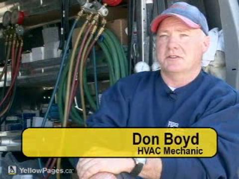 video Dave Davies Air Conditioning Heating Refrigeration Ltd