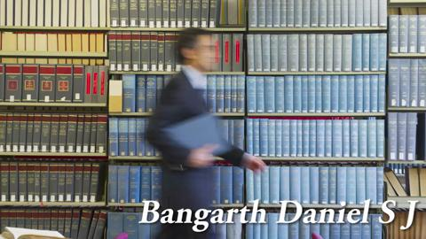 video Daniel S J Bangarth